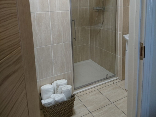 Double ensuite accommodaation coventry